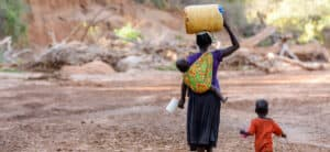 water scarcity in kenya - African development choices
